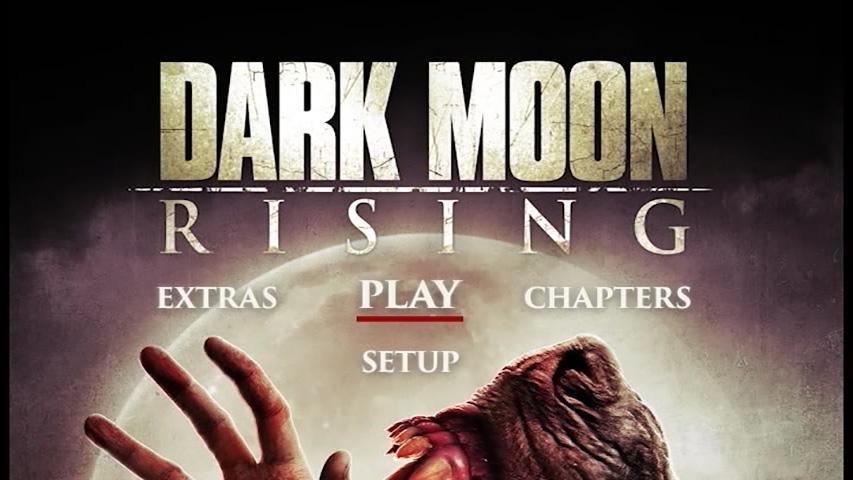 Dark Moon Rising DVD Authoring
