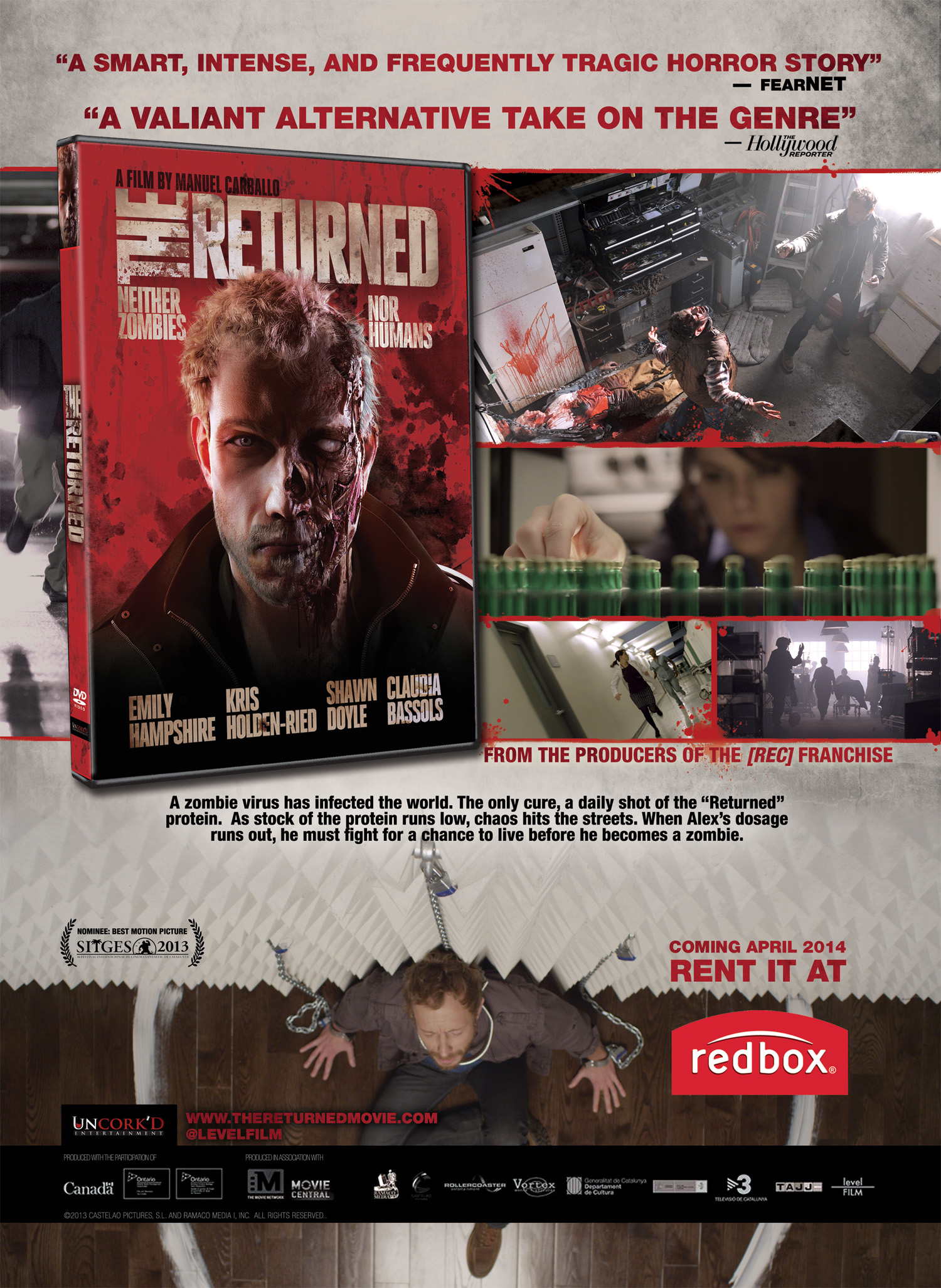 The Returned Ad (Fangoria #332)