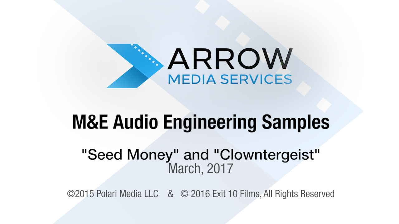 M&E Audio Engineering Samples